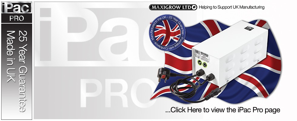 iPac Pro Made in the UK
